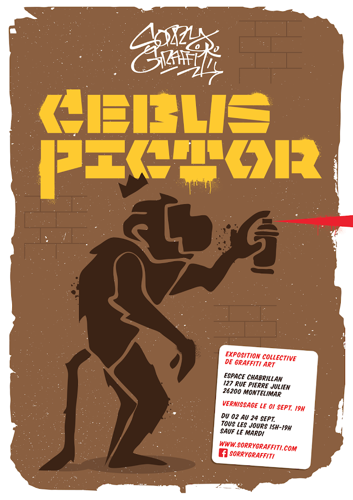 """Exposition """"Cebus Pictor"""""""