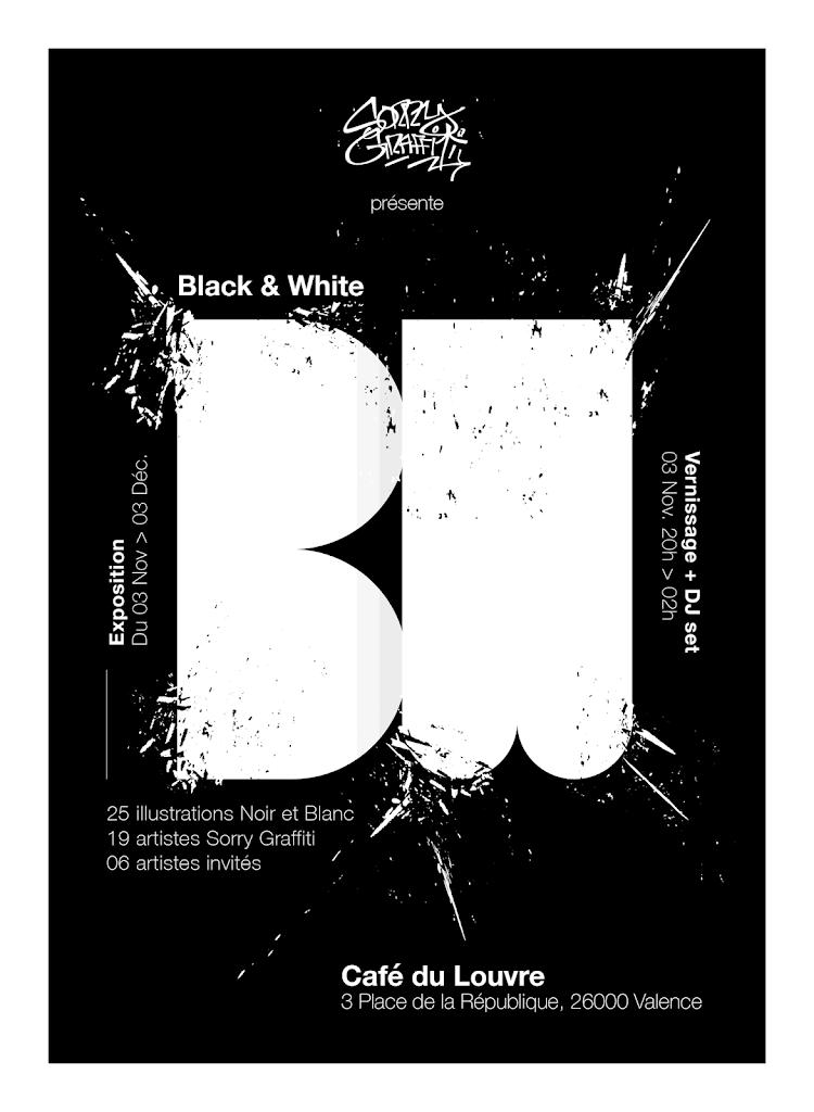 """Exposition """"Black & White"""""""